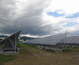 山形県山形市太陽光発電施設(施工前)
