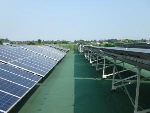 茨城県土浦市太陽光発電施設
